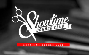 Showtime Barber Club Logo