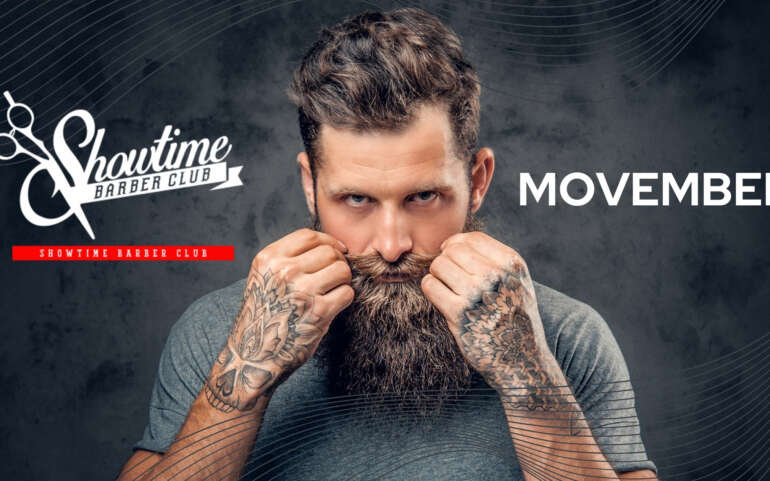 Movember: Τι είναι και πώς να παραμείνετε στιλάτοι αφήνοντας μουστάκι